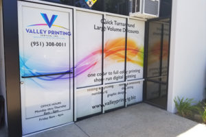 Valley Printing Service, Inc.